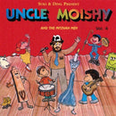 Uncle Moishy - Volume 4 (CD)