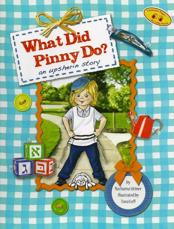 What Did Pinny Do? An Upsherin Story