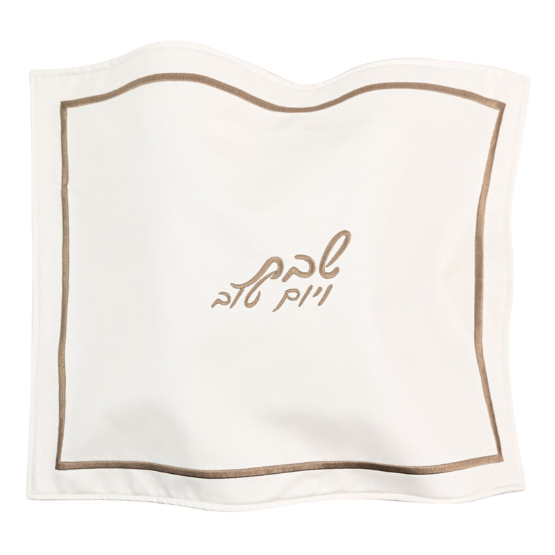 Waterdale Collection: Faux Leather Challah Cover - Hotel Style