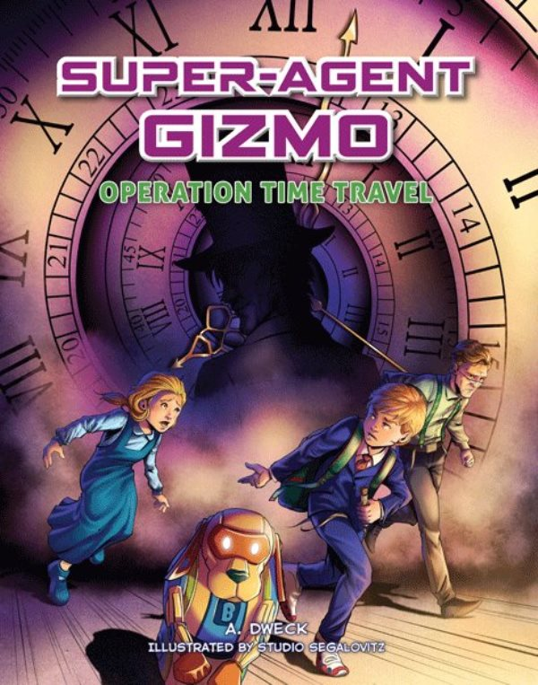 Super-Agent Gizmo: Operation Time Travel