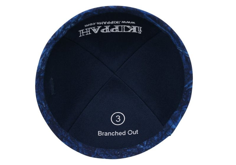 iKippah - Branched Out