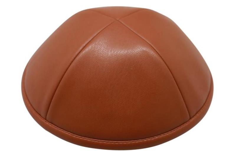 iKippah - Camel Leather