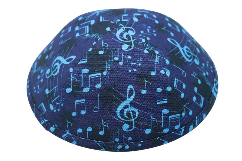 iKippah - Musical Notes