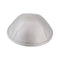 iKippah - Silver Leather