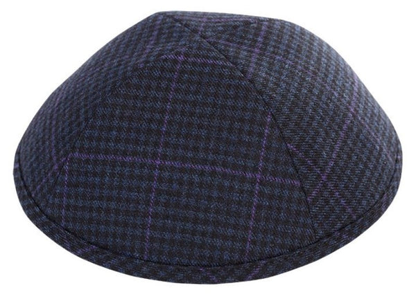 Keter - Merino Wool - Blue Checkered