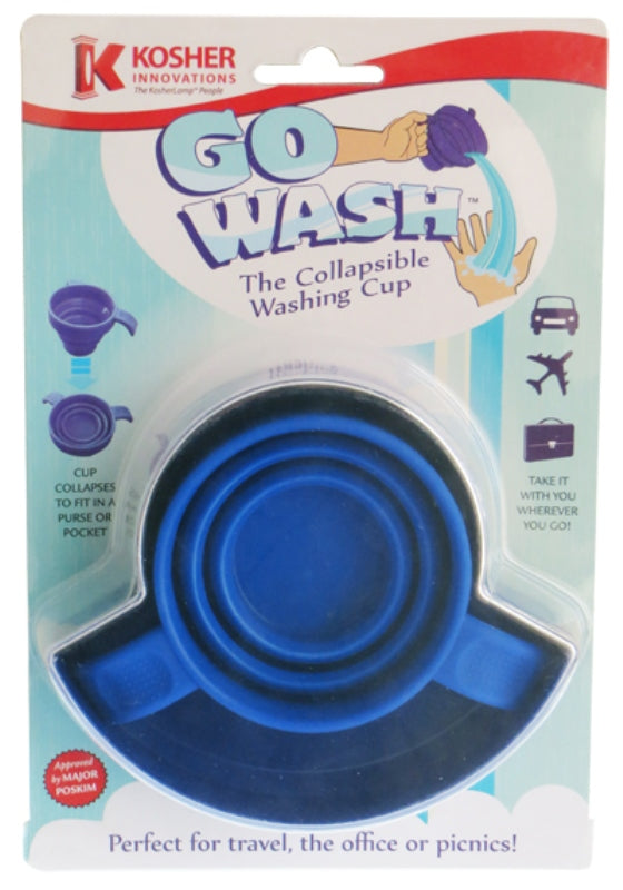 Go Wash: Collapsible Wash Cup