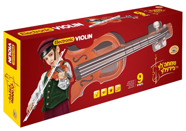 Electronic Violin Game - 9 Songs