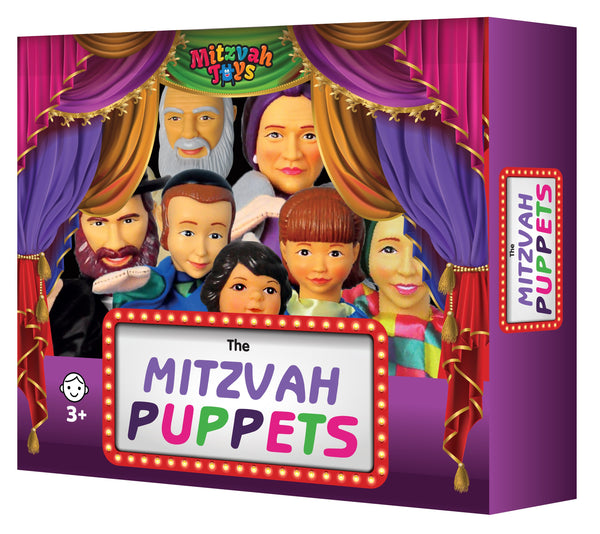 The Mitzvah Puppets
