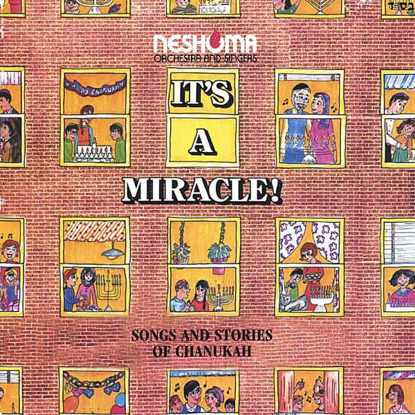 It's A Miracle - Songs & Stories of Chanukah(CD)