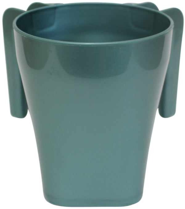 Wash Cup: Plastic - Green