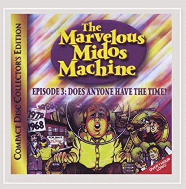 Marvelous Midos Machine - Volume 3 (CD)