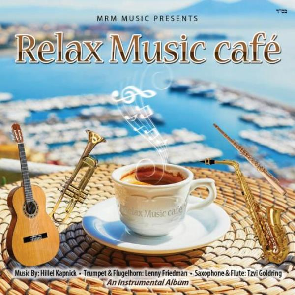 Relax Music Cafe (CD)