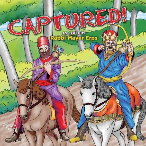 Captured! (CD)