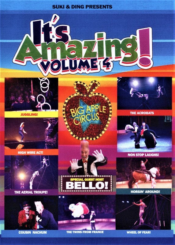 It's Amazing - Volume 4 (DVD)