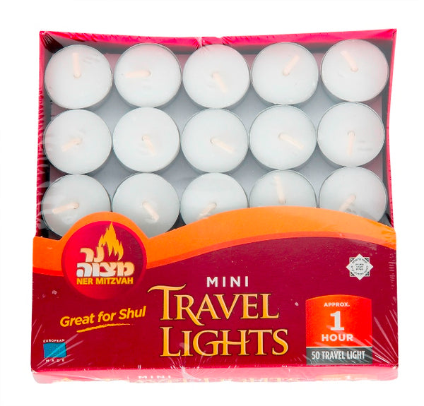 Tealights: Mini (Pack of 50)