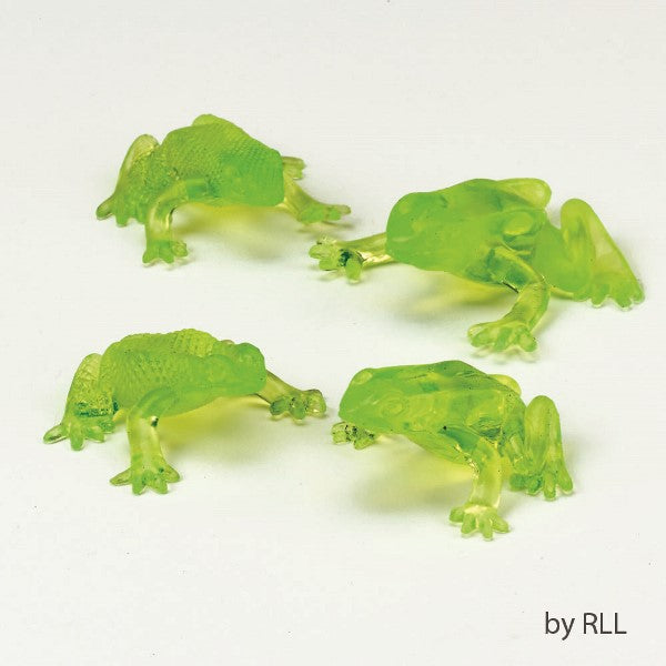 Passover Gel Frogs (Set of 4)