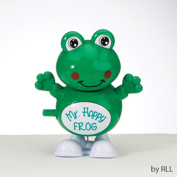 Passover Wind up Mr. Hoppy Frog