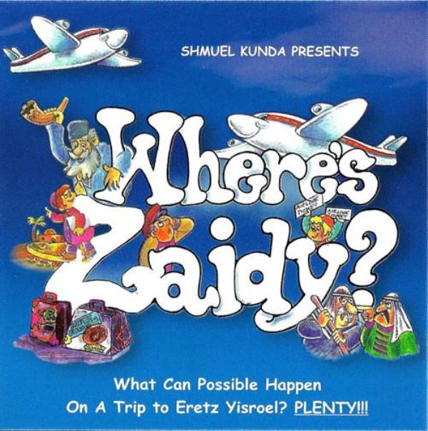 Where's Zaidy? (CD)