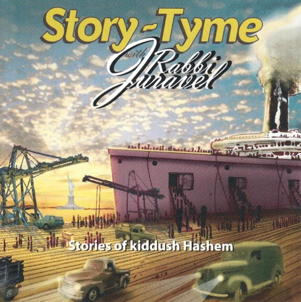 Storytyme - Stories of Kiddush Hashem (CD)