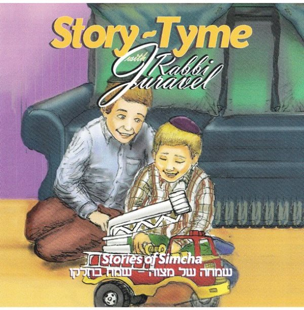 Storytyme - Stories of Simcha (CD)