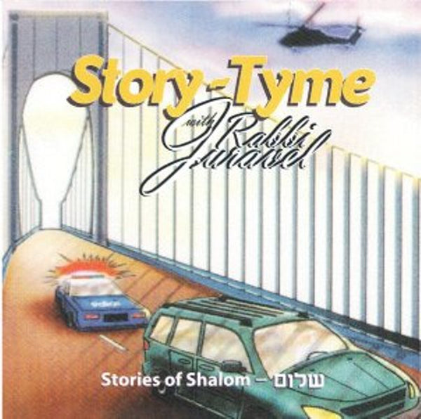 Storytyme - Stories of Shalom (CD)