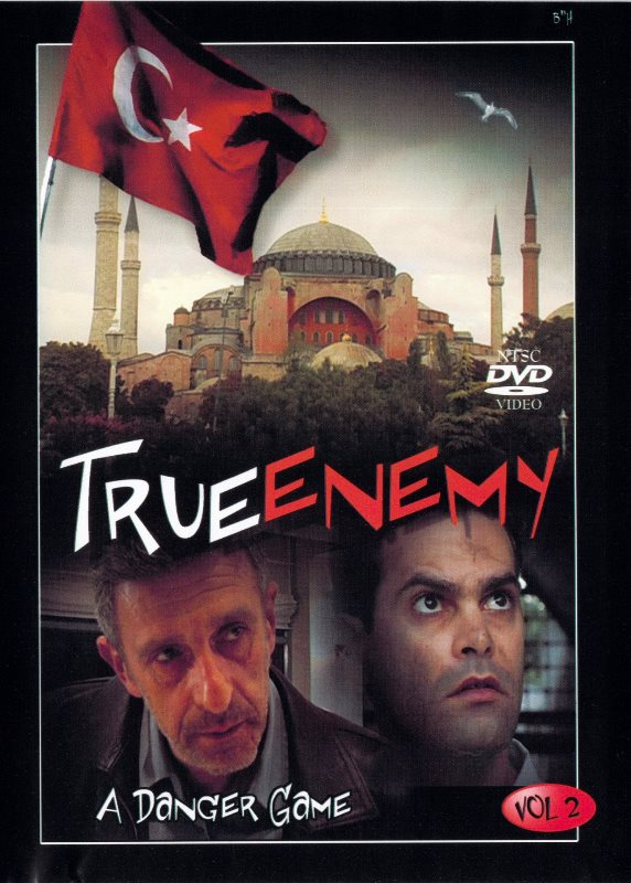 True Enemy Volume 2 - A Danger Game (DVD)