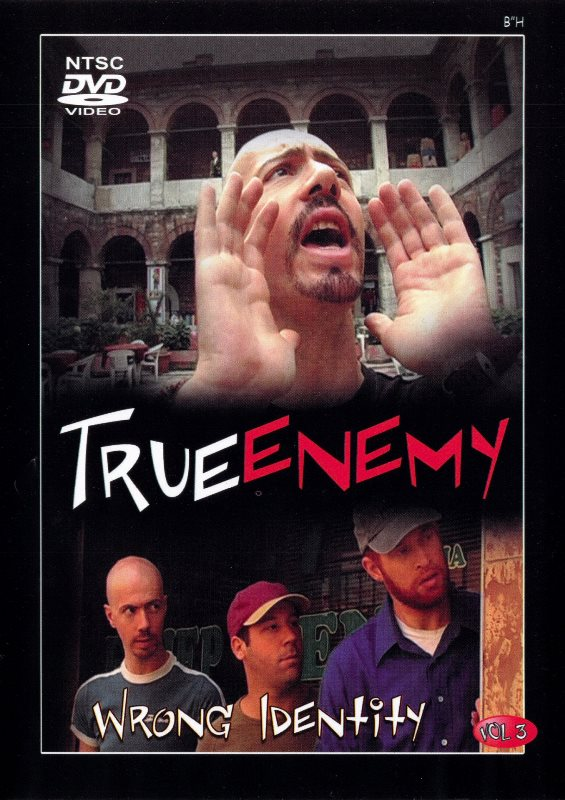 True Enemy Volume 3 - Wrong Identity (DVD)