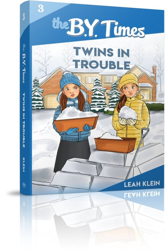 The B.Y. Times: Twins In Trouble - Volume 3