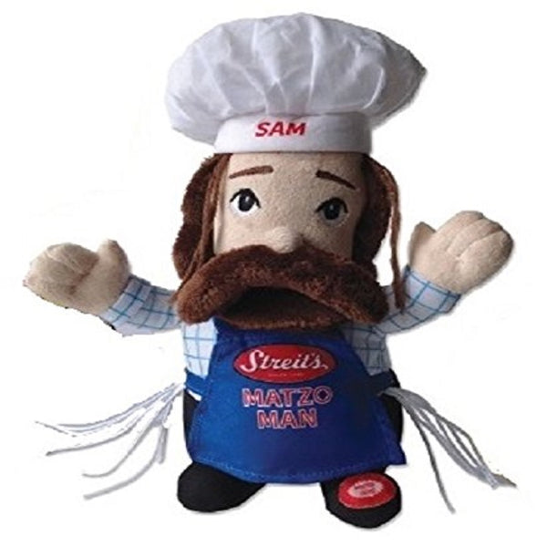 Streit's Sam the Dancing Matzo Man