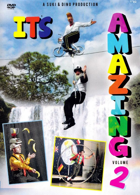 It's Amazing - Volume 2 (DVD)