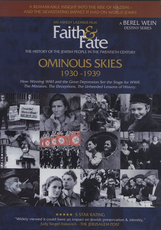 Faith And Fate 4: The Story of The Jewish People In The 20Th Century (DVD)
