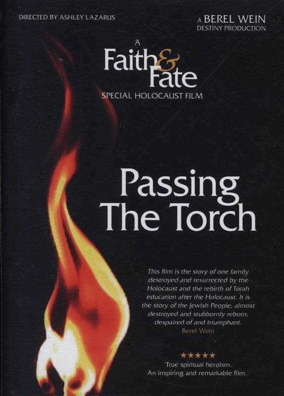 Faith And Fate 5: The Story of The Jewish People In The 20Th Century (DVD)