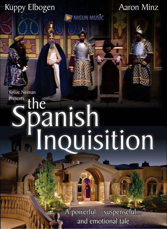 The Spanish Inquisition (DVD)