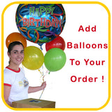 Balloons - The Office Cake Delivery Miami - Balloons - 1