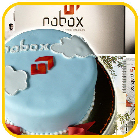 Nobox - The Office Cake Delivery Miami - Cakes - 1