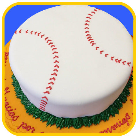 Play Ball - The Office Cake Delivery Miami - Cakes - 1