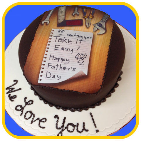 Tool Daddy - The Office Cake Delivery Miami - Cakes