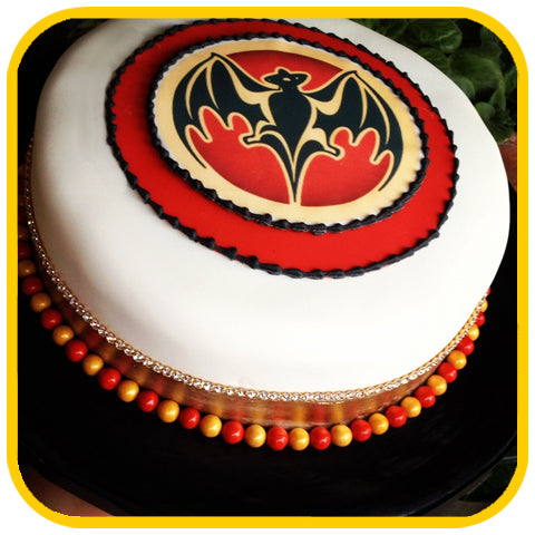 Bacardi - The Office Cake Delivery Miami - Cakes