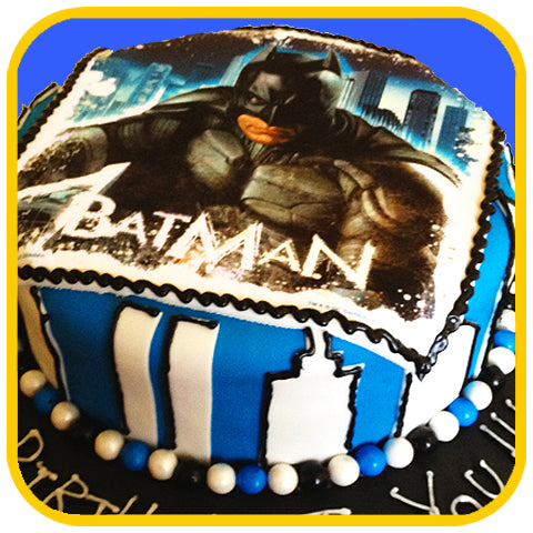 I'm Batman Cake - The Office Cake Delivery Miami - Cakes