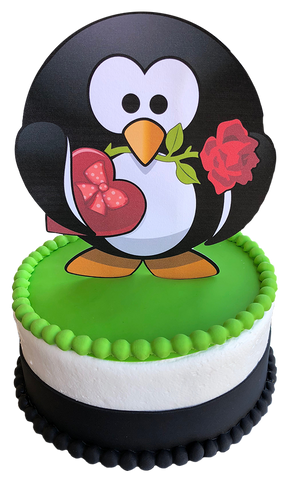 You're My Penguin Cake