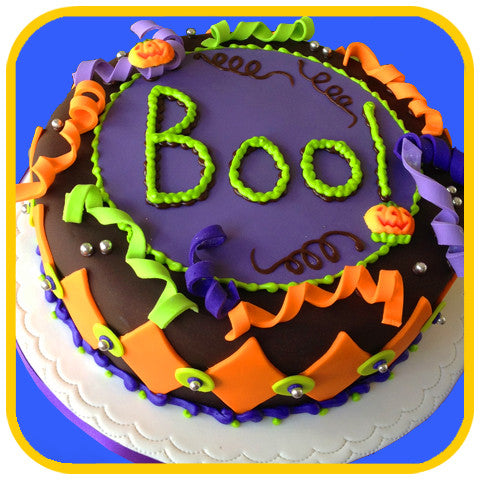 Boo! - The Office Cake Delivery Miami - Cakes
