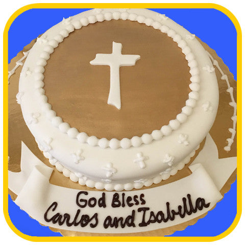 God Bless You Cake - The Office Cake Delivery Miami - Cakes