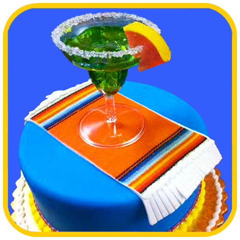 Cinco de Mayo - The Office Cake Delivery Miami - Cakes