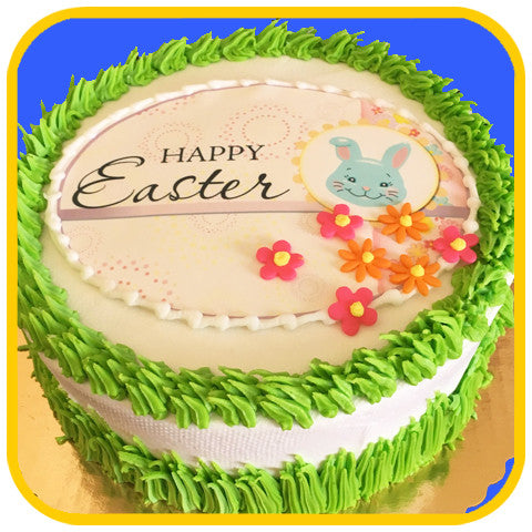 Easter Cake - The Office Cake Delivery Miami - Cakes