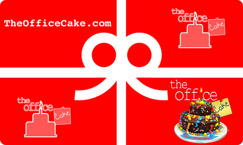 Gift Card - The Office Cake Delivery Miami - Gift Card - 1