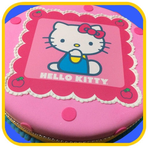Hello Kitty Cake - The Office Cake Delivery Miami - Cakes
