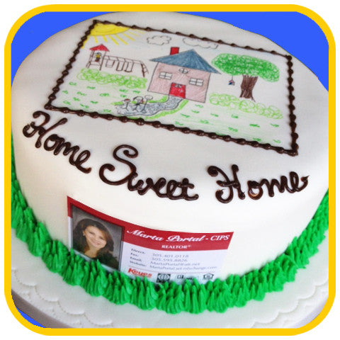 Sweet Home - The Office Cake Delivery Miami - Cakes - 1