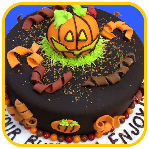 Jack-O - The Office Cake Delivery Miami - Cakes