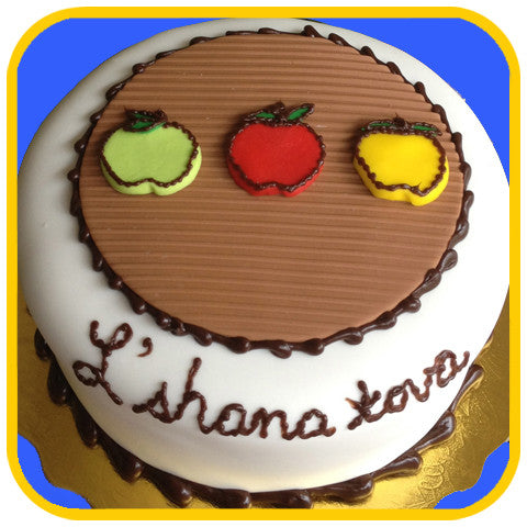 L' shana tova Cake - The Office Cake Delivery Miami - Cakes