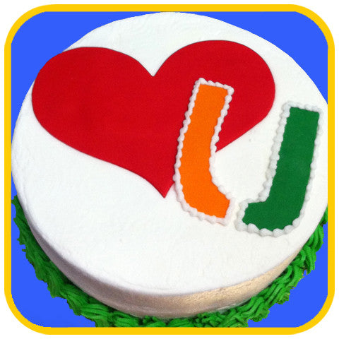 Love the U - The Office Cake Delivery Miami - Cakes